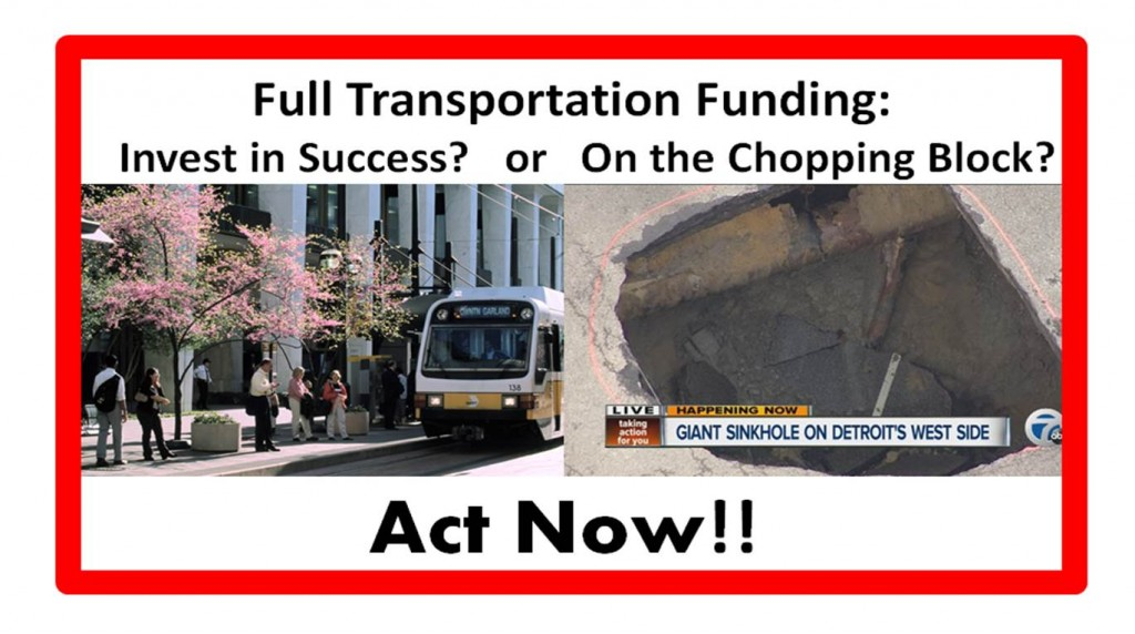 full transportation funding