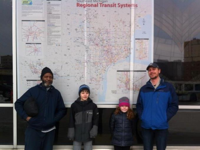 The State of Detroit Area Transit: Limited yet Improving ... on