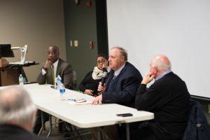 Panel of Transit Execs at TRU 2017 Annual Meeting