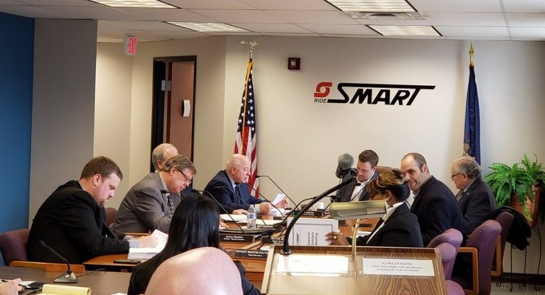 The SMART Board of Director made the decision at their Feb 28 meeting.